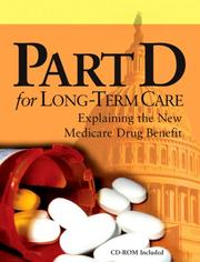 Cover of: Part D for Long-term Care
