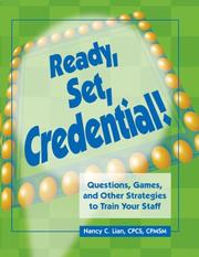 Cover of: Ready, Set, Credential!