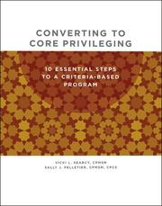Cover of: Converting to Core Privileging