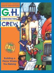 Cover of: G.H. Construction Crew