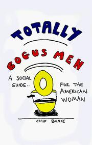 Cover of: Totally Bogus Men