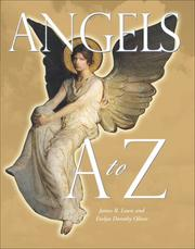 Cover of: Angels A to Z | James R. Lewis