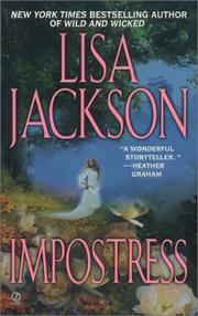 Cover of: Impostress | Lisa Jackson