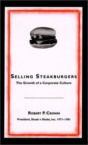 Cover of: Selling Steakburgers