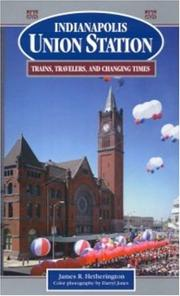 Cover of: Indianapolis Union Station