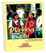 Cover of: Playing a role