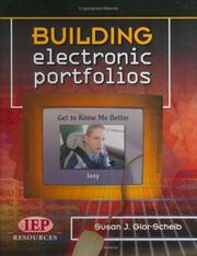 Cover of: Building Electronic Portfolios
