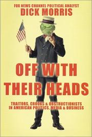 Cover of: Off with their heads