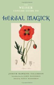 Cover of: The Weiser Concise Guide to Herbal Magick