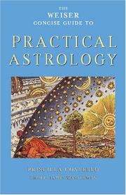 Cover of: The Weiser Concise Guide to Practical Astrology (Weiser Concise Guides)