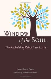 Cover of: Window of the Soul
