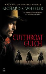 Cover of: Cutthroat Gulch