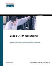 Cover of: CISCO ATM Solutions