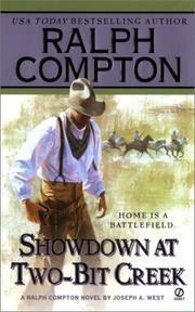 Cover of: Showdown at Two-Bit Creek | Joseph A. West