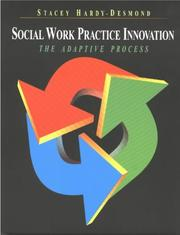 Cover of: Social Work Practice Innovation