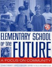 Cover of: The Elementary School of the Future