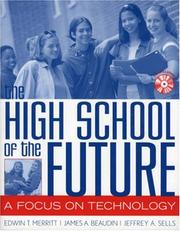 Cover of: The High School of the Future