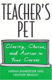 Cover of: Teacher's Pet