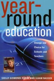 Cover of: Year-Round Education