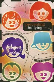 Cover of: Preventing Bullying