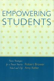 Cover of: Empowering Students | Brower Robert