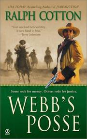 Cover of: Webb's posse