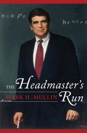 Cover of: The Headmaster's Run