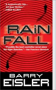 Cover of: Rain Fall (John Rain Thrillers)