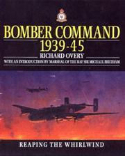 Cover of: Bomber Command 1939-1945