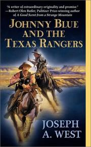 Cover of: Johnny Blue and the Texas Rangers