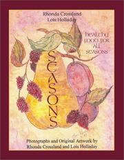 Cover of: Seasons  | Rhonda Crossland