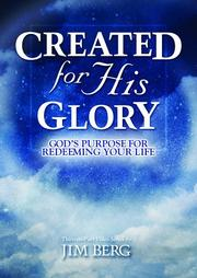 Cover of: Created for His Glory (Created for His Glory Video Series)