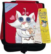 Cover of: Eyeball Animation Doodle Lunch Bag- Cat