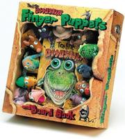 Cover of: Ten Little Dinosaurs Finger Puppet and Board Book with Finger Puppets (Eyeball Animation!)