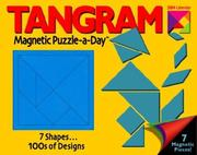 Cover of: 2004 Tangram Magnetic Puzzle-A-Day | Accord Publishing Ltd