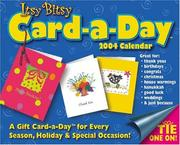 Cover of: 2004 Itsy Bitsy Card-a-Day Calendar