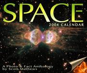 Cover of: 2004 Space A Photo & Fact Anthology