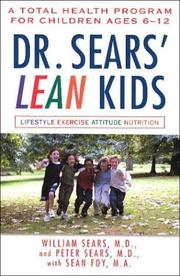 Dr. Sears L.E.A.N. Kids