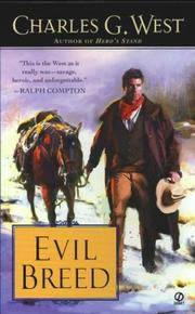 Cover of: Evil breed