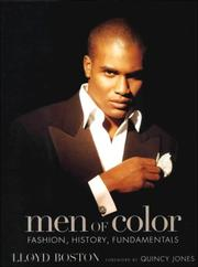 Cover of: Men of Color: Fashion, History, and Fundamentals