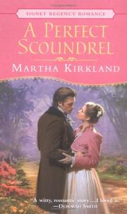Cover of: A Perfect Scoundrel