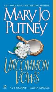 Cover of: Uncommon Vows