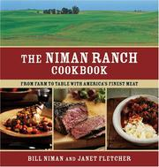 Niman Ranch Cookbook by Bill Niman, Janet Fletcher