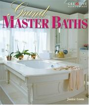Cover of: Grand Master Baths