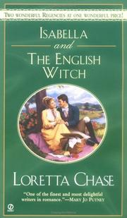 Cover of: Isabella And The English Witch | Loretta Chase