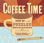 Cover of: Coffee Time | Patrick Merrell