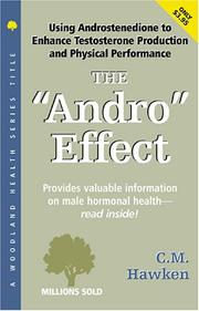 Cover of: Andro Effect | C. M. Hawken