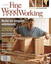 Cover of: Fine Woodworking, December 2006 Issue
