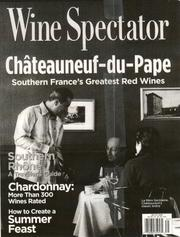 Cover of: Wine Spectator, July 2006 Special Issue | Editors of Wine Spectator