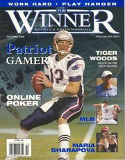 Cover of: The Winner, October 2006 Issue | Editors of the Winner